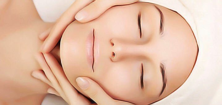 massage facial anti age maison