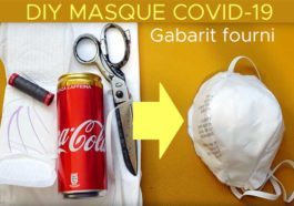 diy masque protection coronavirus