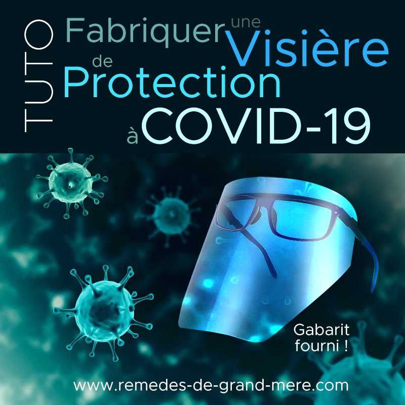 diy visiere protection covid-19